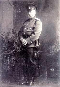 Полковник, князь А.Багратион-Мухранский, 18 КБ