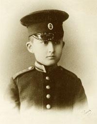 Сейид Мир-Алим-хан (Тюря-джан), эмир Бухарский, правил в 1910 - 1920 г.г. Фото В.Ясвоина, январь 1893 г.(Зимний дворец, Ст.Петербург)